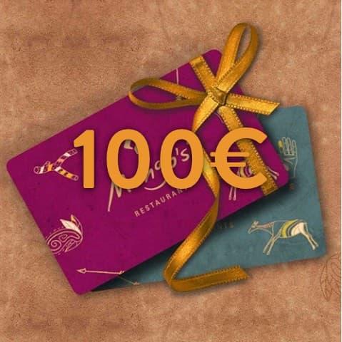 100 - 100€ Restaurant Gutschein