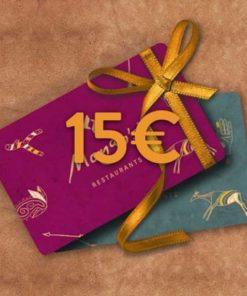 15 247x296 - 15€ Restaurant Gutschein