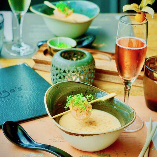 Suppe  Mongos Silevstermenü 510x510 - Silvesterticket 2021 Mongo's Essen